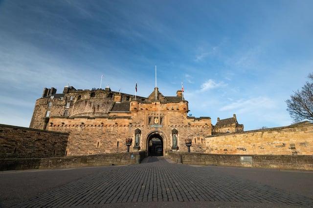 Edinburgh Castle will reopen on 30 April. Picture: Santiago Arribas