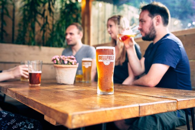 The brewery is aiming to grow both its online sales and export listings. Picture: Steve Reid.