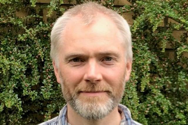 Aedán Smith, Head of Policy and Advocacy, RSPB Scotland