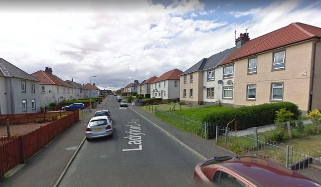 The 19-year-old man was found in a critical condition in a lane near Ladyford Avenue.