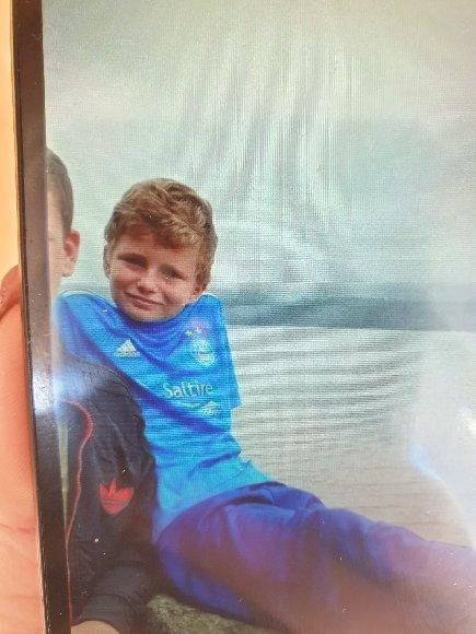 Charlie Durkin has been reported missing.