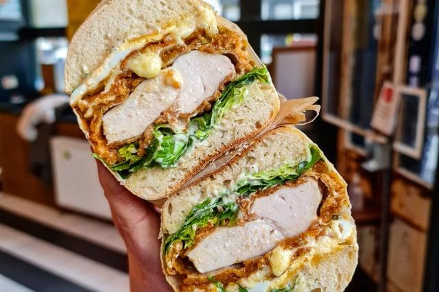Kings Chicken Sandwich
