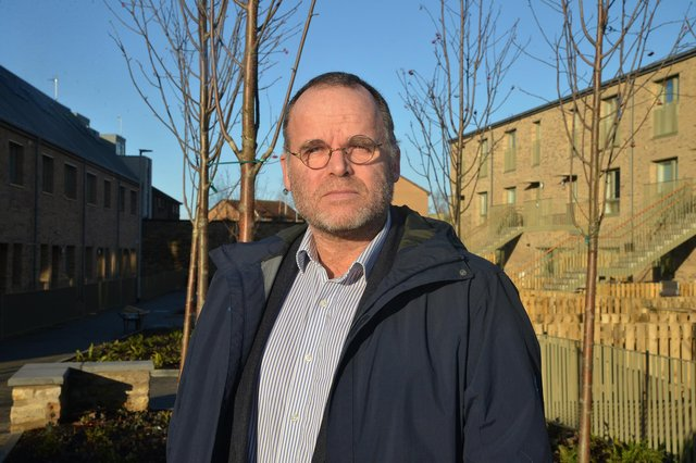 Andy Wightman, formerly a Scottish Green MSP, is considering standing as an independent.