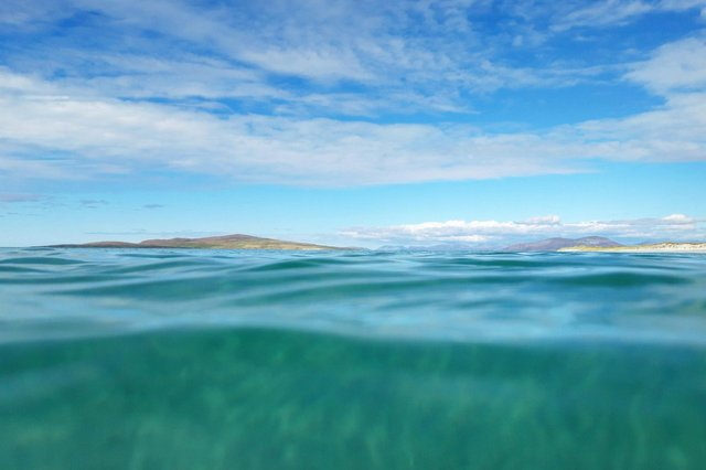 Lonely Planet has named Berneray's West Beach one of the best in Europe. Picture: Eilidh Carr