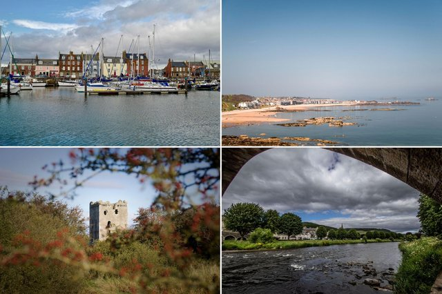 A few of the Scottish towns that make for a perfect weekend escape.