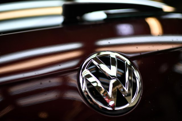 TheVW Golf was the most-bought new model last month. Picture: Alexander Koerner/Getty Images.