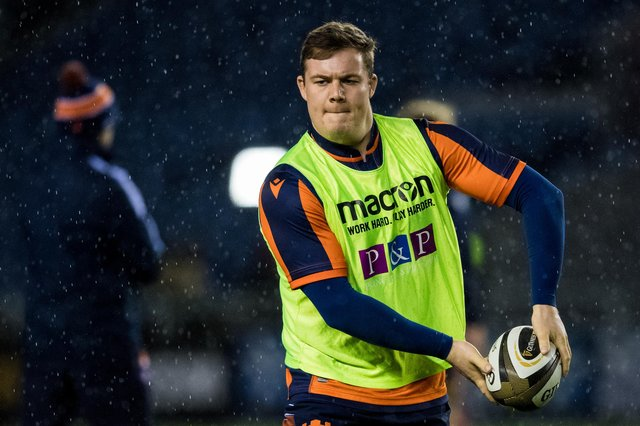 Murray McCallum was released by Edinburgh at the end of the season. Picture: Ross Parker/SNS