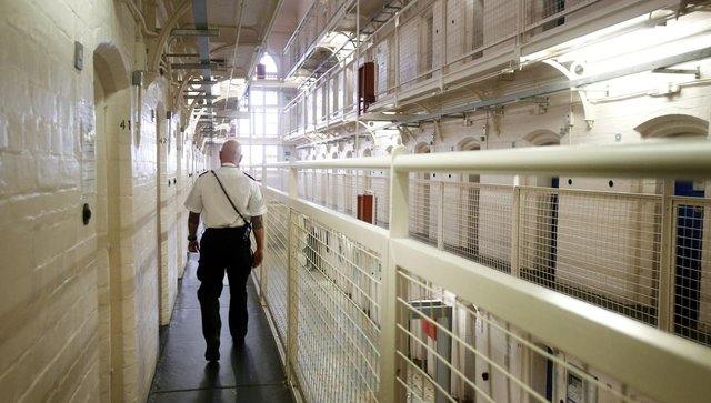 Victorian prisons like HMP Barlinnie in Glasgow have lasted so long because they were well built. Replacing them is a chance to do things differently (Picture: Danny Lawson/PA)