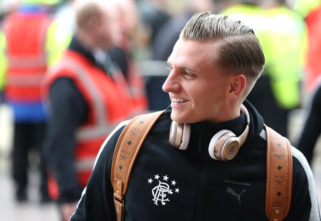 Jason Cummings says he loved his time at Rangers.