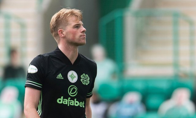 """Celtic's Stephen Welsh says the Parkhead squad need to come back """"fitter and stronger"""" to knock Rangers from the perch ocuppied by his club for the previous nine years. (Photo by Craig Foy / SNS Group)"""
