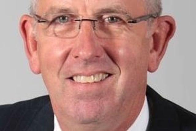 Graham Watson, Executive Chairman of Scottish Health Innovations