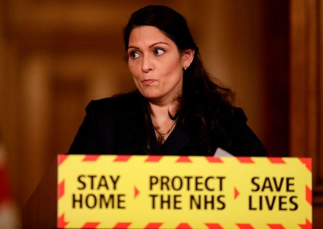 Home Secretary Priti Patel didn't resign on being found to have broken Ministerial Code