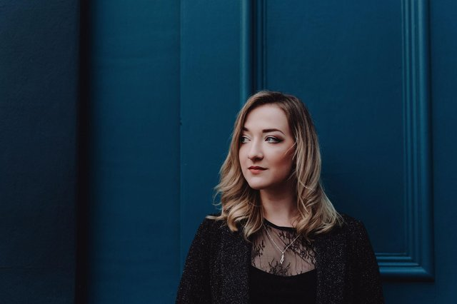 Iona Fyfe, originally from Huntly in Aberdeenshire, was trying to pitch one of her songs for inclusion in one of the streaming giant's playlists when she noticed the issue. (Credit: Elly Lucas)