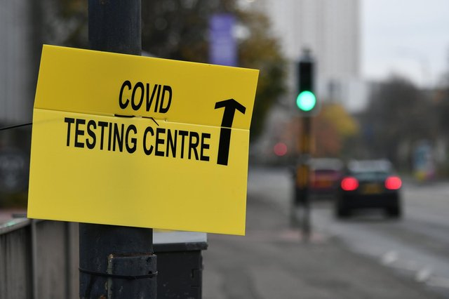 These are the 10 areas in Scotland that recorded the most cases of Covid-19 between June 18 and June 24.