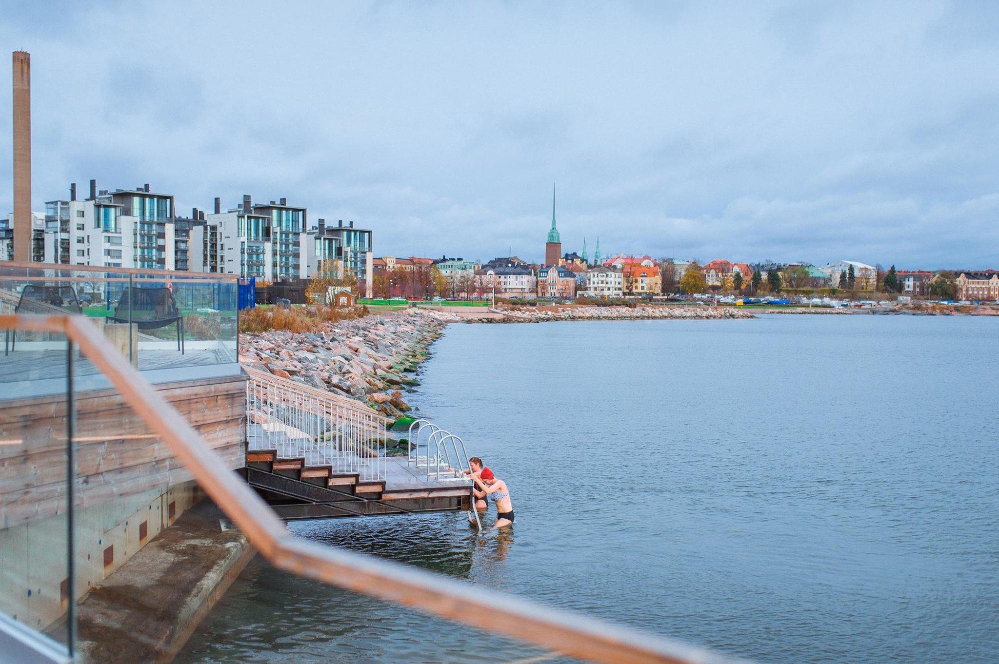 Apakah Helsinki adalah kota baru berskala kecil yang kita semua dambakan?  Skotlandia pada Perjalanan Minggu