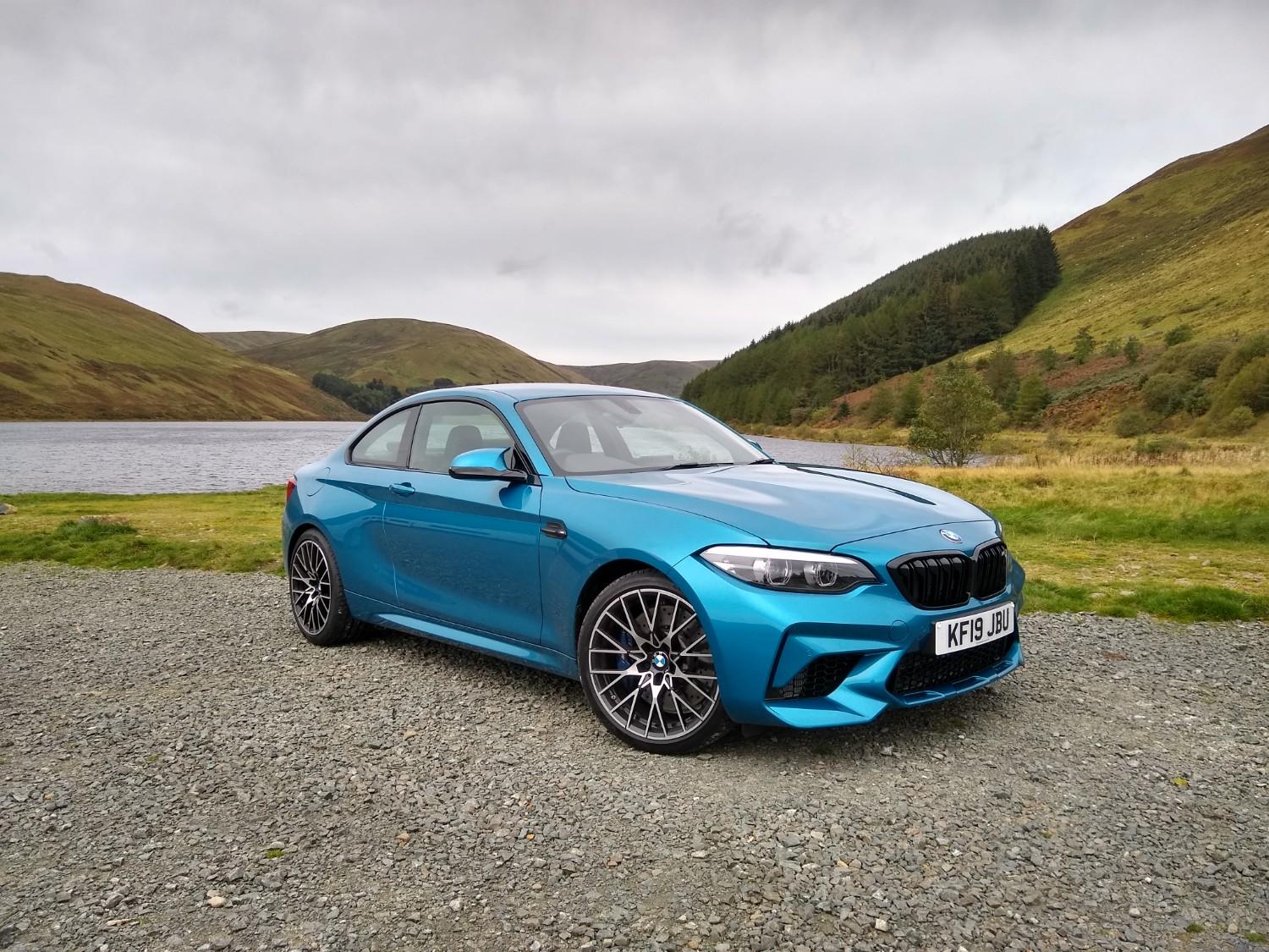 Bmw M2 Competition Review The Scotsman