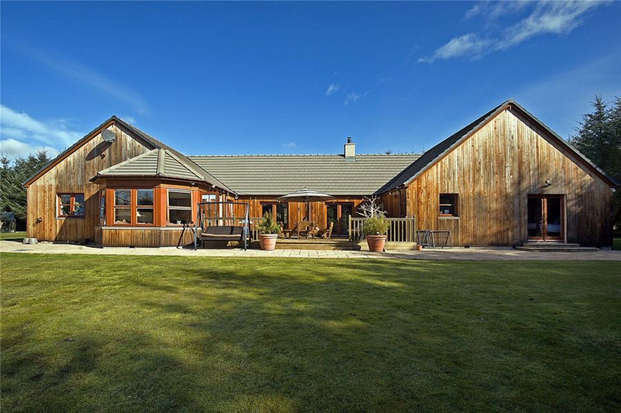 Scandi styleThree of the best timber clad homes for sale in ...