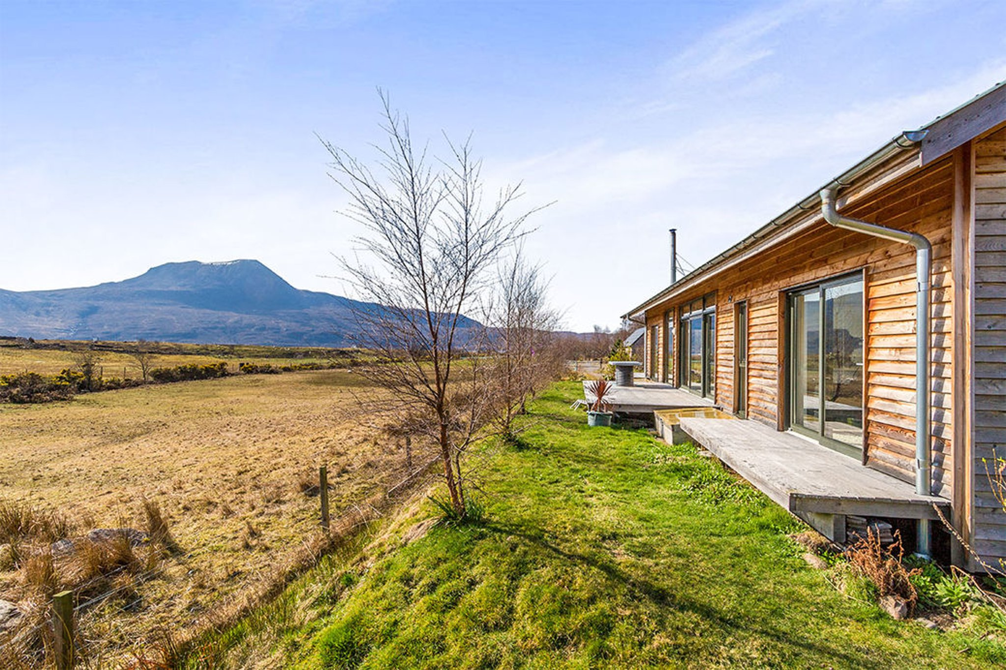 Grand designs: inside an eco build home on the shores of ...
